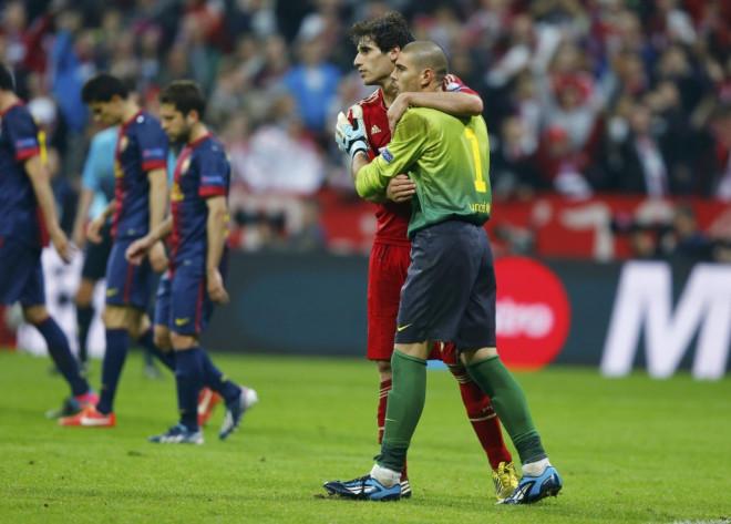 Barcelona, Bayern Munich
