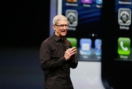 Tim Cook Doubling Down on Secrecy Again