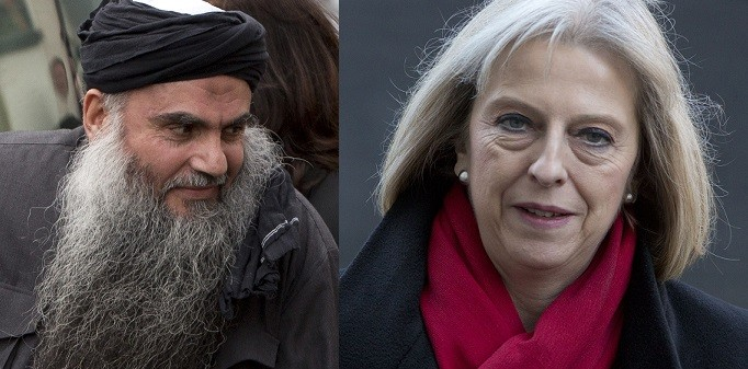 Theresa may warned Abu Qatada could remain in Britain for months  (Reuters)