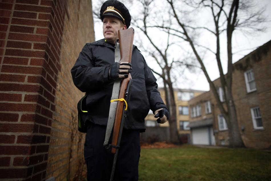 Illinois police officer