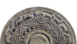 Buddhist moonstone