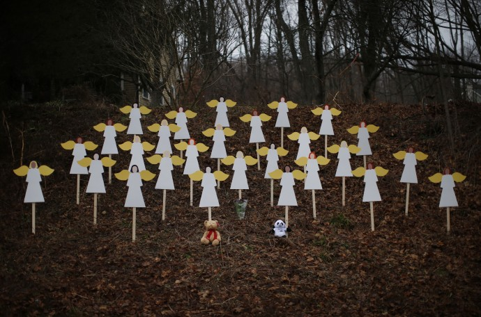 Sandy Hook tribute