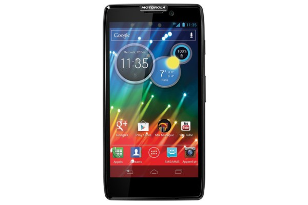 Motorola Razr HD Review