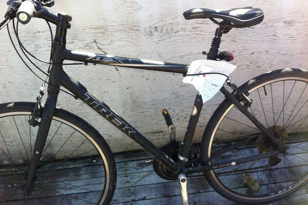 Returned Bike