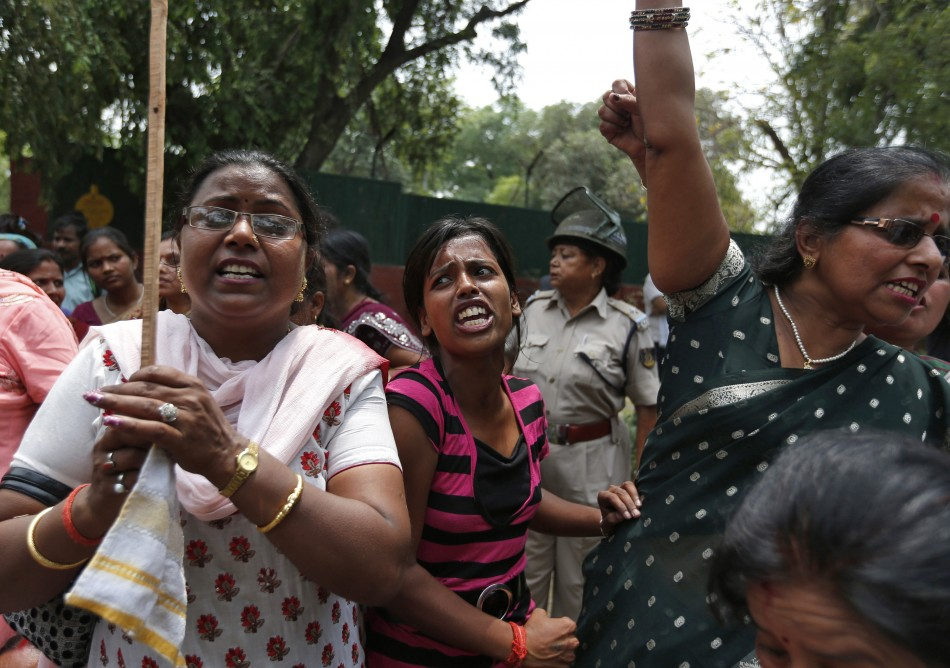 India Two 6-Year-Old Girls Raped, One Strangled To Death-8555