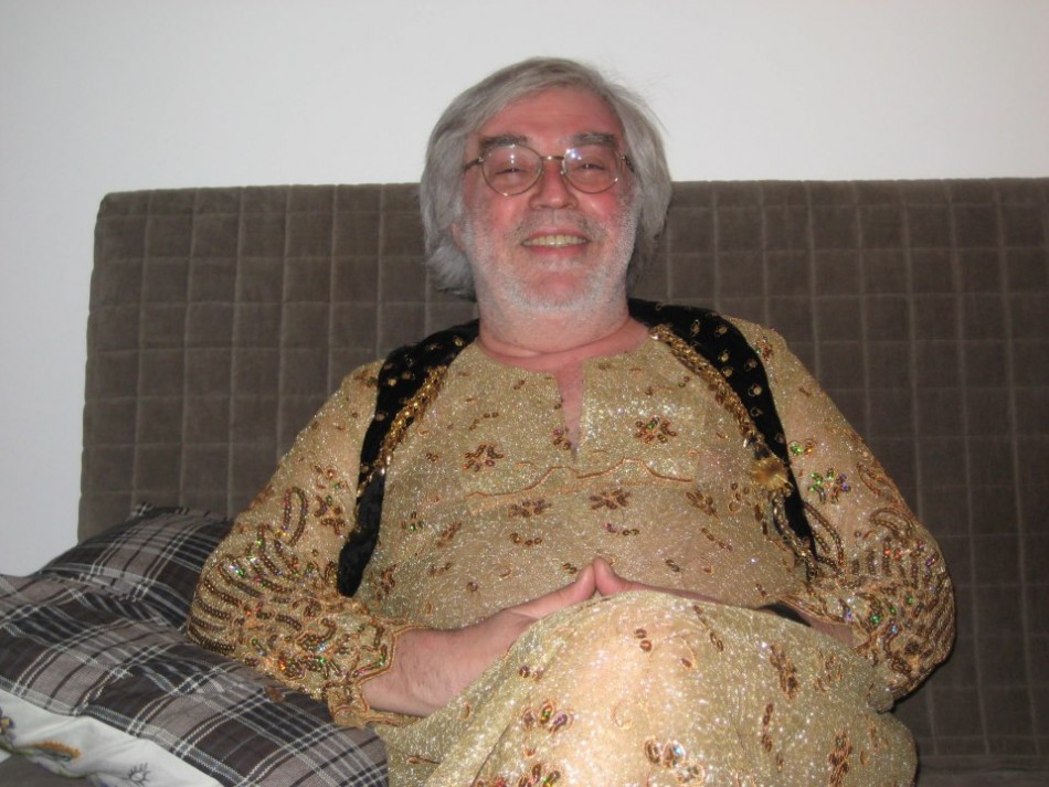 Iranian-Italian journalist Ahmad Rafat