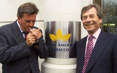 British American Tobacco UK Tax Payments up in Smoke