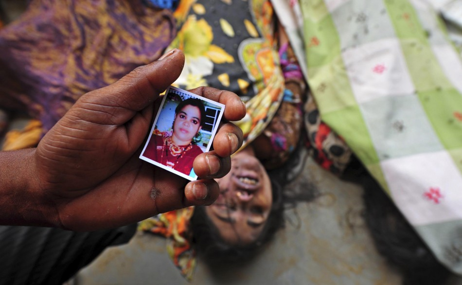 disaster in bangladesh the collapse of Two years ago, 1,129 people died in a bangladesh factory collapse the problems still haven't been fixed.