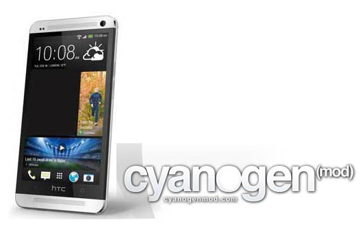 Update HTC One to Android 4.2.2 Jelly Bean via CyanogenMod 10.1 ROM [How to Install]