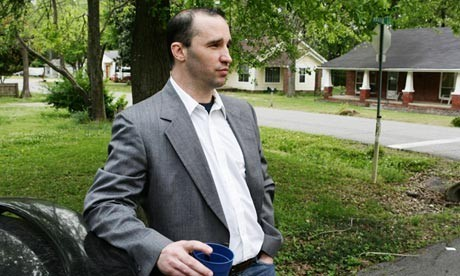 Everett Dutschke was taken into custody by FBI agents at his Tupelo home