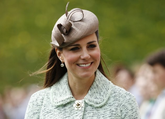The Duchess of Cambridge's video debut for Children's Hospice Week