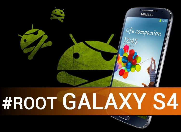 How to Root Galaxy S4 I9505 (Snapdragon) on Official Android 4.2.2 Jelly Bean Firmware [Tutorial]