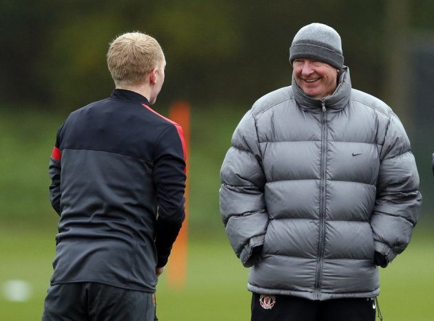Ferguson and Scholes