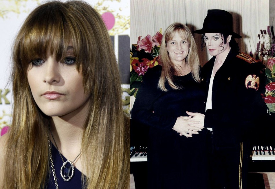 Paris Jackson reconnect with birth mother Deborah Rowe