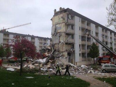 Reims explosion