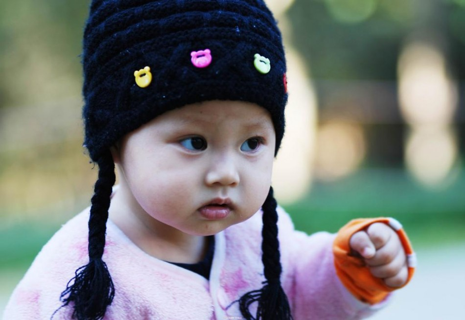 Teachers at a school in China forced to ask permission for a baby