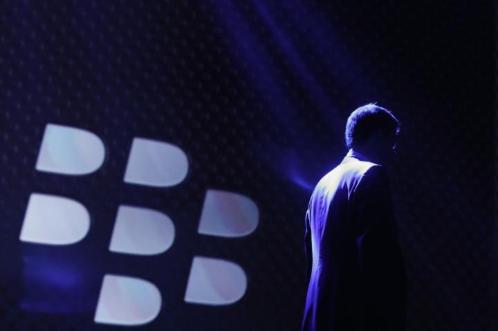 BlackBerry Q10 Launch