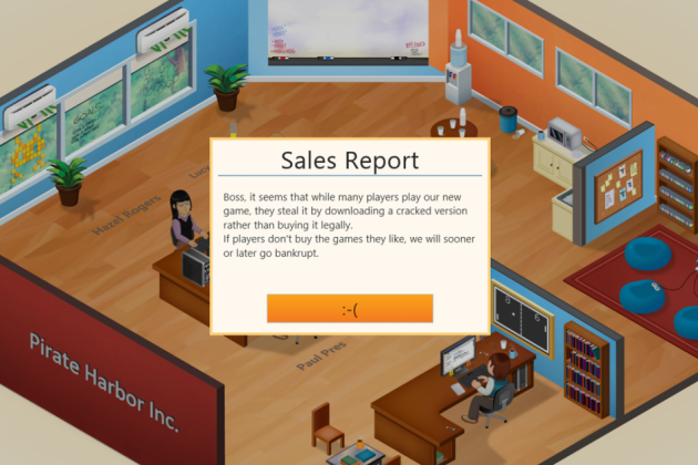 Game dev tycoon anti-piracy measures