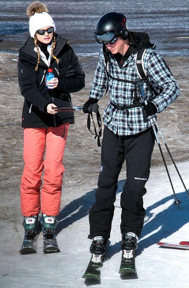 Prince Harry S Girlfriend Cressida Bonas Not Interested