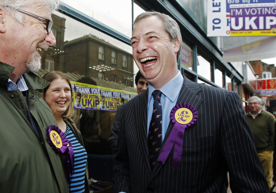 Ukip on the march in shires campaign