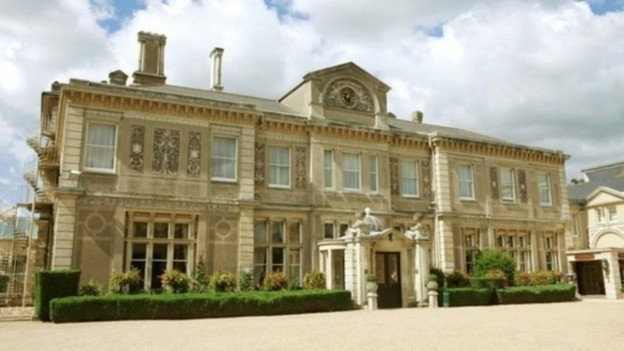 The pair were found dead at the Down Hall Country House Hotel in Essex (Facebook)