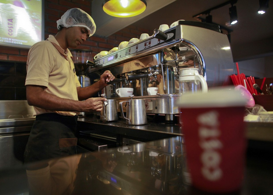 Costa Coffee And Premier Inn To Create 12000 Uk Jobs