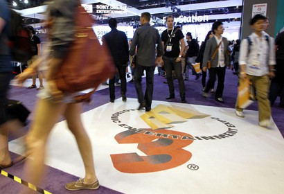 E3, Eurogamer, GameCity: The changing face of Game Expos