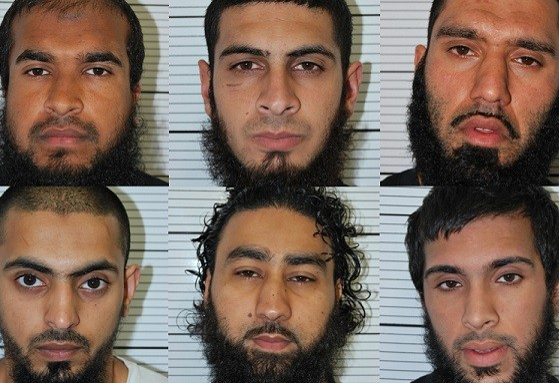 : Jewel Uddin, Mohammed Saud, Anzal Hussain, Mohammed Hasseen, Omar Khan, Zohaib Ahmed