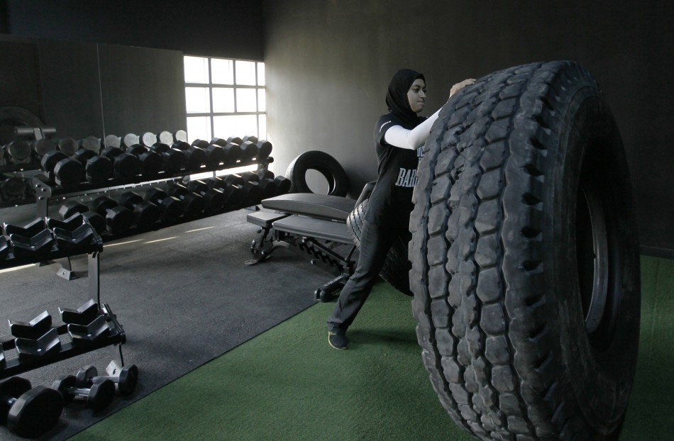 Inside birmingham s jihadi gym bodybuilding rooms where