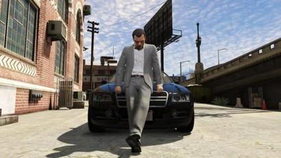 Rockstar Grand Theft Auto 5 Release New Trailers