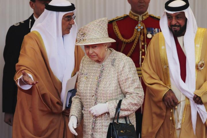 Elizabeth Sheikh Khalifa bin Zayed al-Nahayan