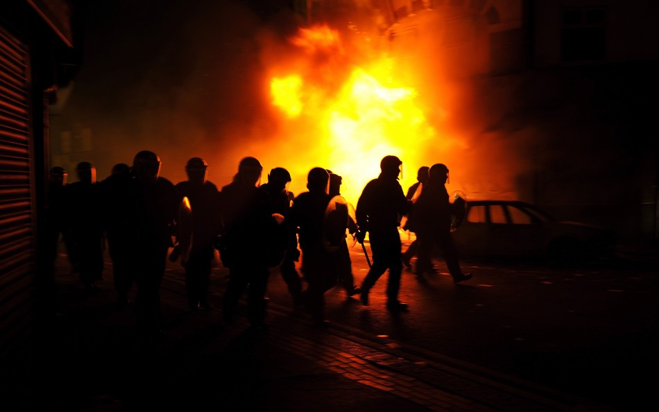 The Shield Group CEO John Roddy says events like the London Riots signaled changes are needed in business protection (Photo: Reuters)