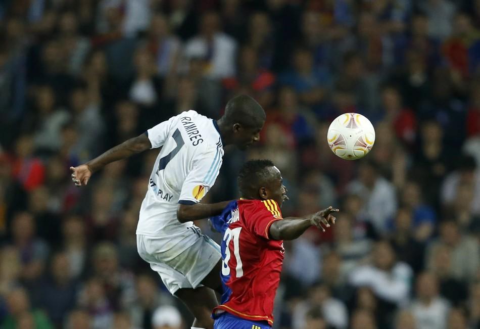 FC Basel v Chelsea, Europa League Semi Final