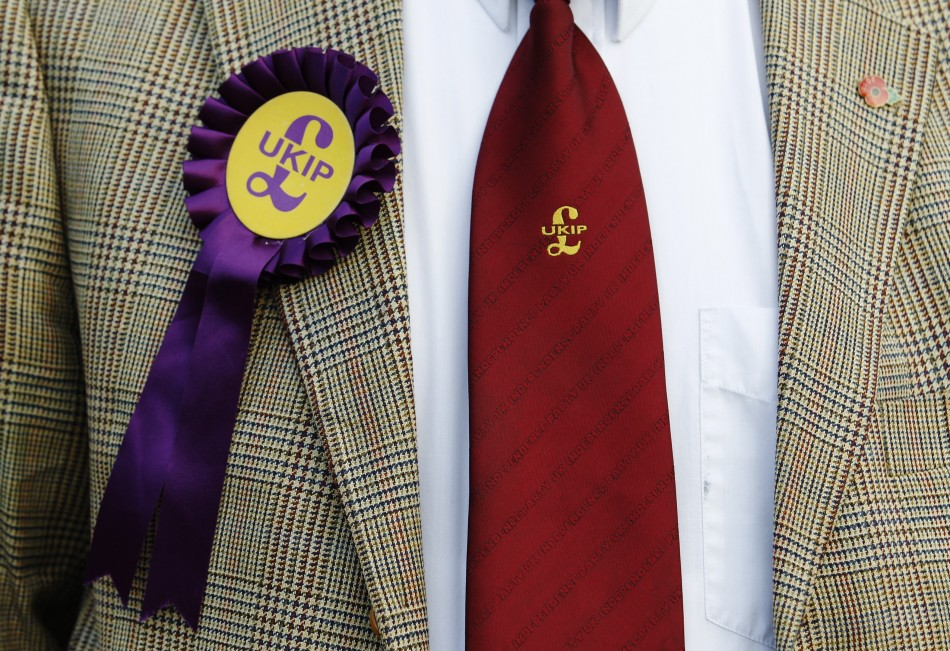 Ukip mired in new bigotry row over sectarian comments by Arthur Thackeray, the party's Scottish chairman