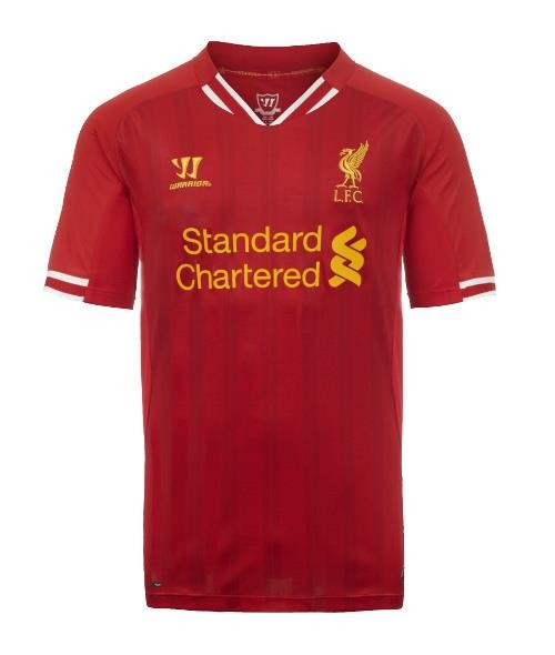 Liverpool 201314 home kit - front