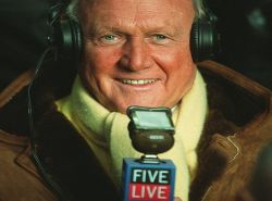 Stuart Hall was a popular presenter on BBC TV and radio
