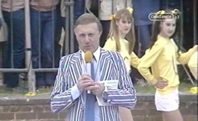 Stuat Hall had national TV fame