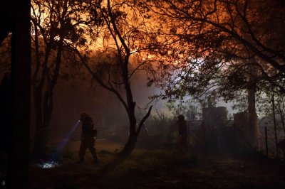 California wildfire Malibu