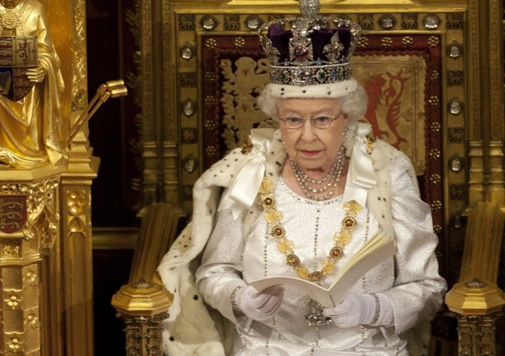 Queen's Speech is a State occasion