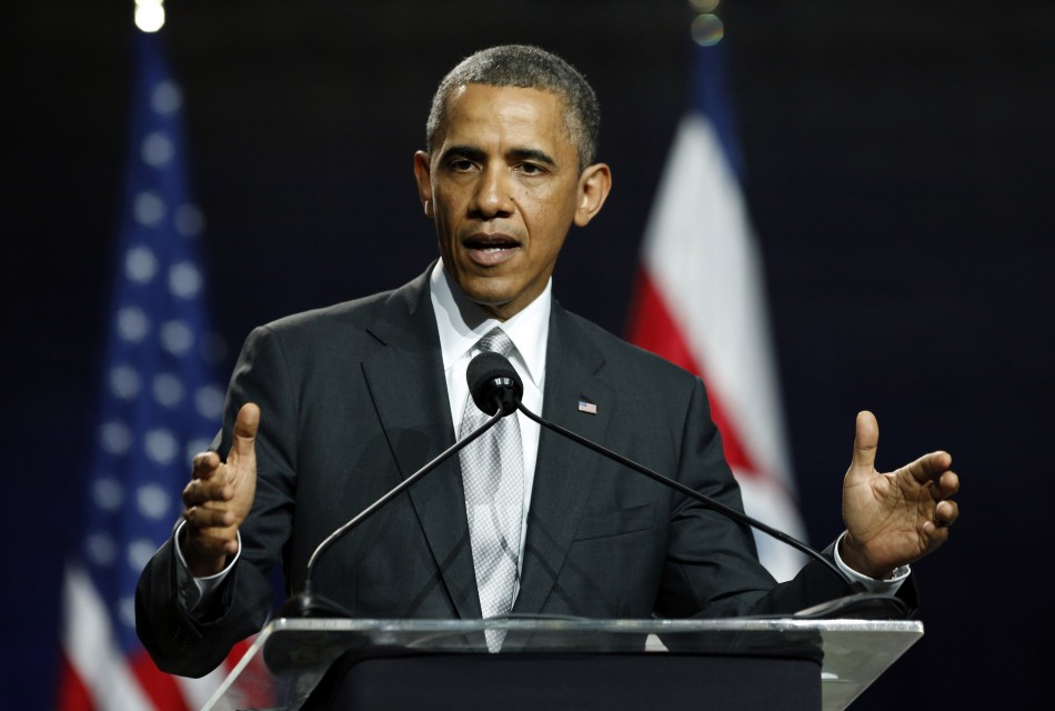 Obama on Syria