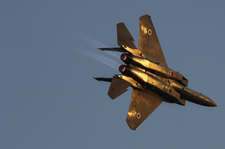 Israel launches airstrike on Syria