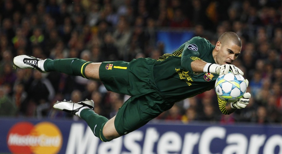 Barcelona goalkeeper Victor Valdes has confirmed he will leave the Nou Camp at the end of the season.