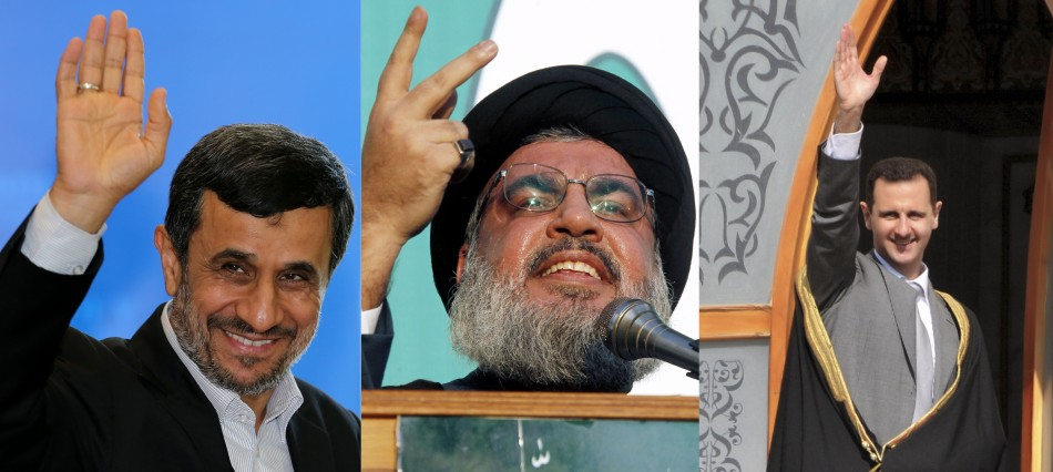 The Shiite axis