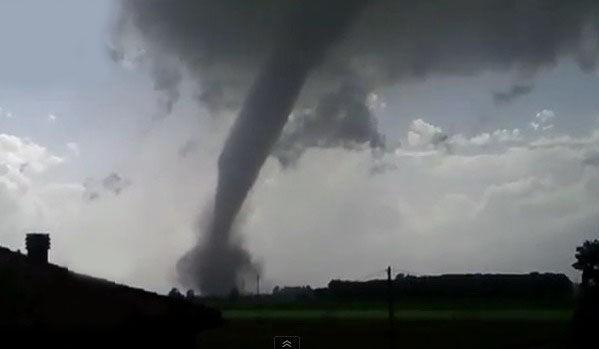 Tornado Bologna