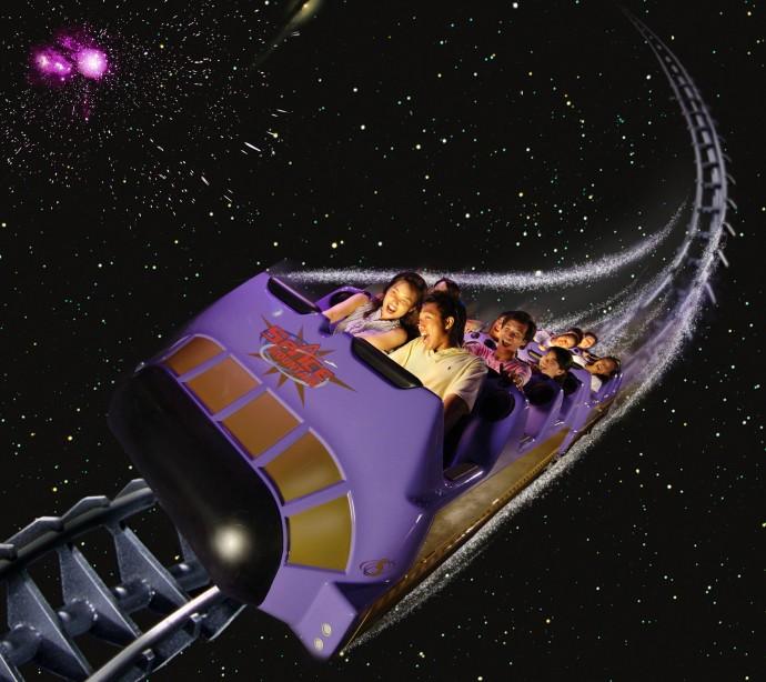 Woman sues Disneyland after Space Mountain gave her 'permanent vertigo'