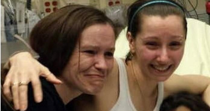 Amanda Berry reunited with sister
