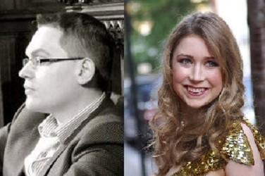 Paul Mealor and Hayley Westenra