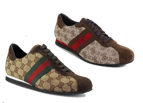 Gucci and Guess
