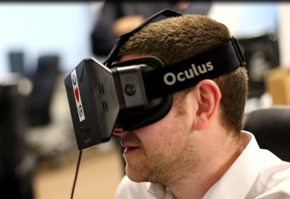 Oculus Rift hands on preview