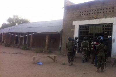 Nigeria Islamist raid